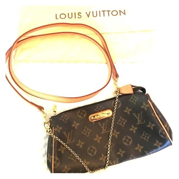 a4b97204472d Louis Vuitton Handbags - LOUIS VUITTON Monogram Eva Clutch